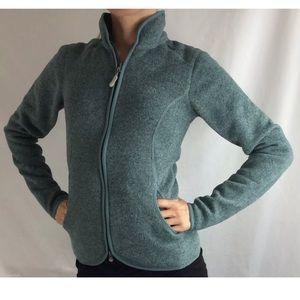 b130ebace North Face Crescent Better Sweater Jacket Medium